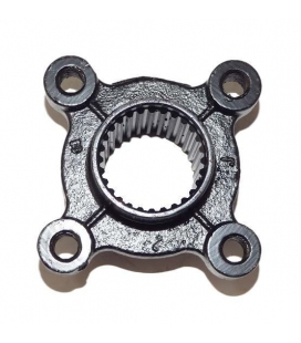 Rear sprocket fit