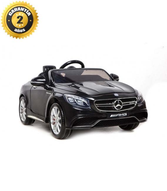 Electric car Mercedes AMG S63 KIDS