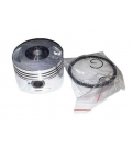 Piston 125cc 14mm axle