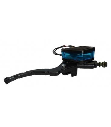 Hidraulic brake lever labeo black