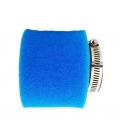 Air filter uni copy 45mm blue