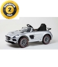 Electric car Mercedes SLS AMG