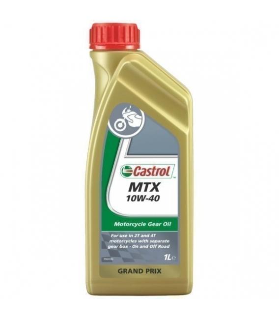 Oil engine Castrol MTX 10W40