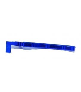 Maneta de embrague hidraulico azul