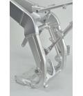 Alloy frame pit bike