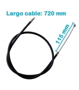 Throttle cable minimoto