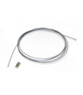Throttle cable universal with fit