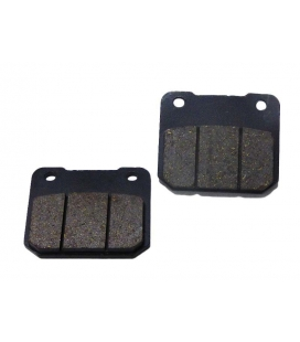 Brake pads for 4 piston brake