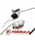 Freno FORMULA 4 pistones radial