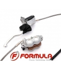 Front radial brake formula