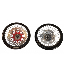 Rims supermotard overmad honda