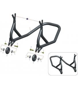 Stand bike rear gp model