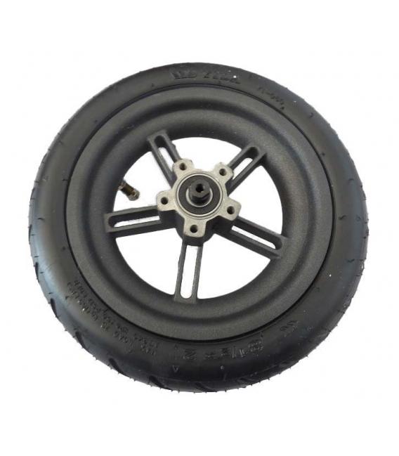 Rear wheel with tire for xiomi skateboard