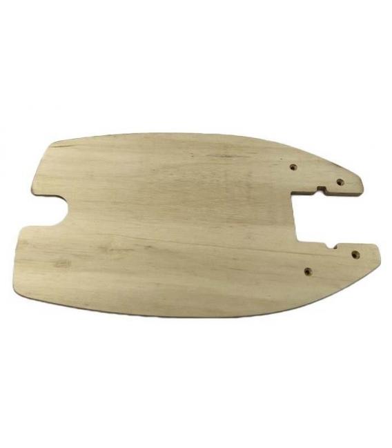 Table footrest of skateboard 1800w