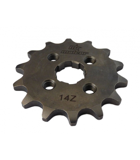 Front sprocket 415 MALCOR