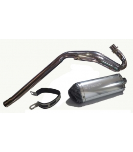 CRF70 EXHAUST POLE