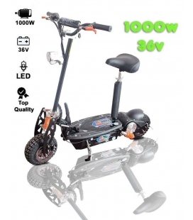 ELECTRIC SKATEBOARD 1000W 4""
