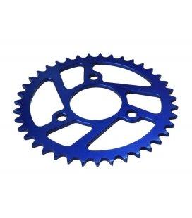 Rear sprocket MALCOR 3 hole Blue