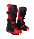 Boots off road for kids Red