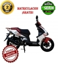 Malcor SX125 red or blue