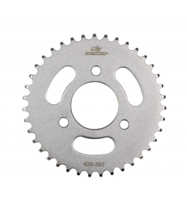 Rear sprocket MALCOR steel 3 hole