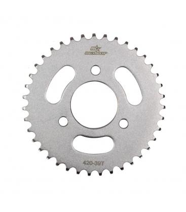 Rear sprocket MALCOR steel 3 hole