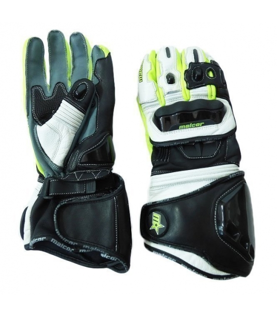 Gloves SM MALCOR leather cow