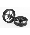 Wheel MALCOR LIGHT black