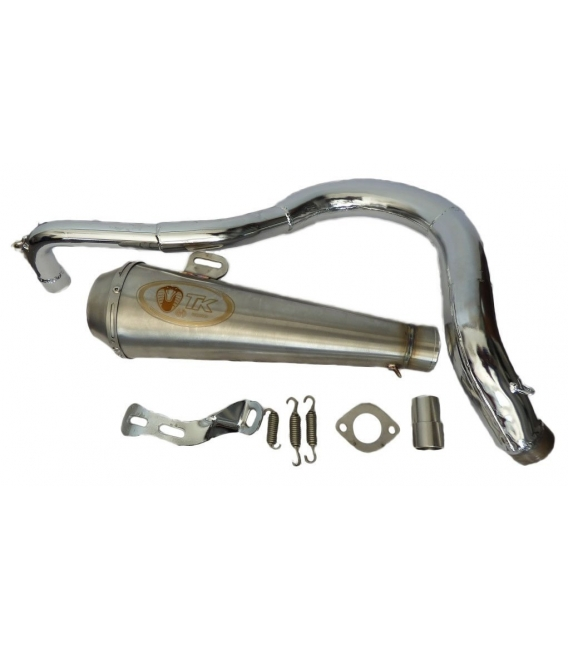 Turbokit exhaust min28 protos