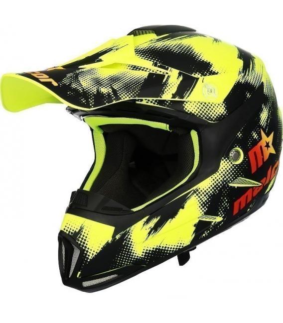 Helmet off road MALCOR SHIRO MX 305