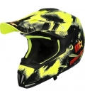 Helmet off road MALCOR SHIRO MX 305