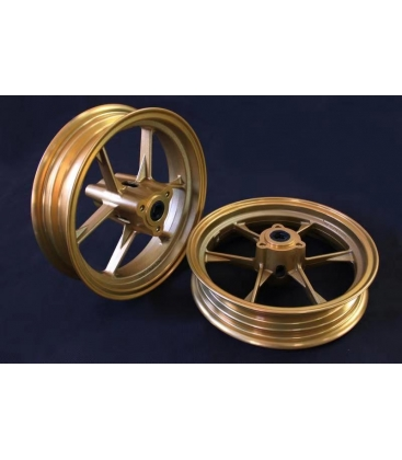 Rims MALCOR 3 hole LIGHT golden