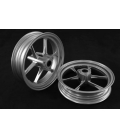 Rims MALCOR 3 hole LIGHT silver