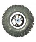 Rear wheel 4inch