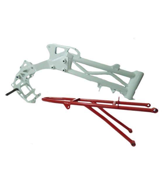 Steel frame malcor xz2