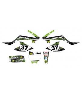 Sticker MALCOR XLZ KTM65