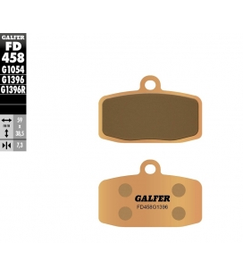 Brake pads GALFER formula brake