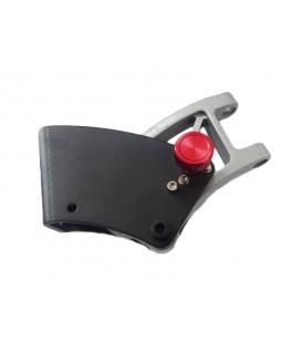 Frame bracket frotn fork litthium skateboard