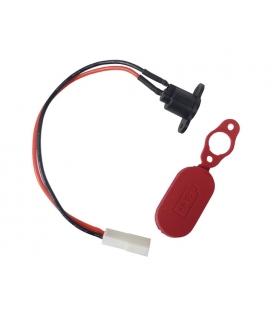 Conector de carga patinete xiaomi