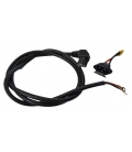 Wire cable charger electric sktaboard