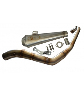 Turbokit exhaust min27 protos