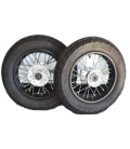Rims set assy on road 10''