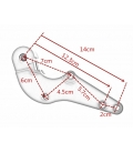 Brake caliper extension cord ktm