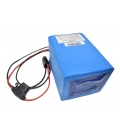 Battery 36v electric minibike