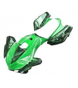 Plasticos quad predator