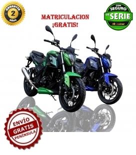 Malcor FURIOUS 125