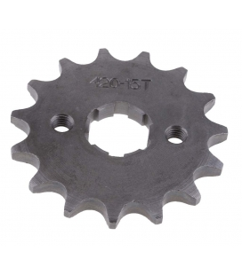 Front sprocket pit bike
