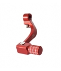Short gear lever zs190 red