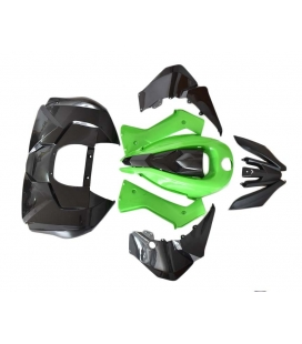 Plasticos de miniquad 6 predator