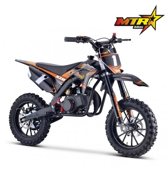 Malcor minicross xz orange